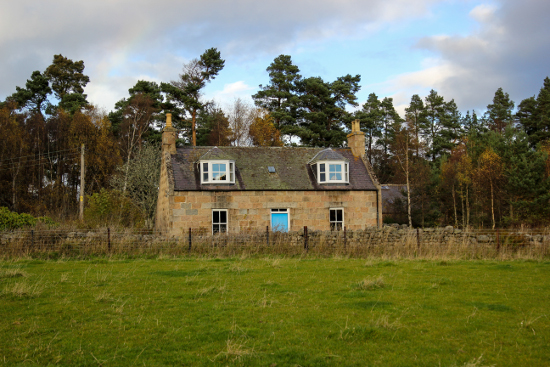 Royal Deeside Holiday Cottages North East Scotland Wisdomhowe Family Holiday Cottage Featured Image